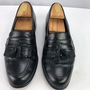 Bostonian Leather Mens US 9 M Shoes Black